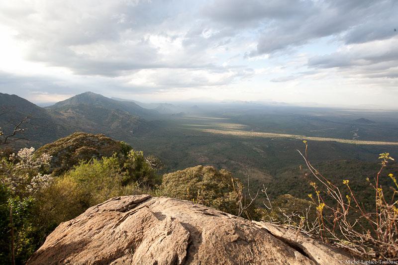 Views over Samburu County